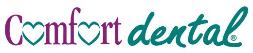Comfort Dental Logo Horizontal